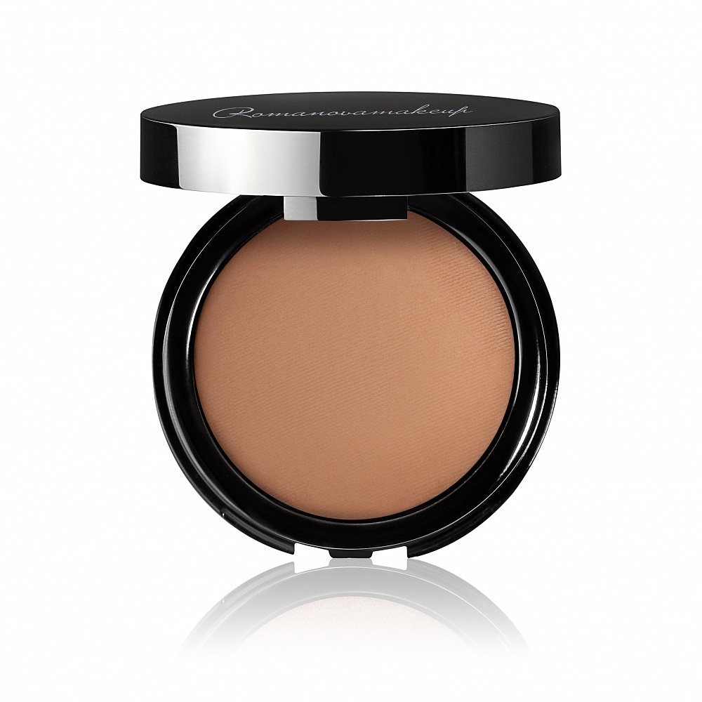 Romanovamakeup Пудра для лица  Sexy Nude Powder Dark