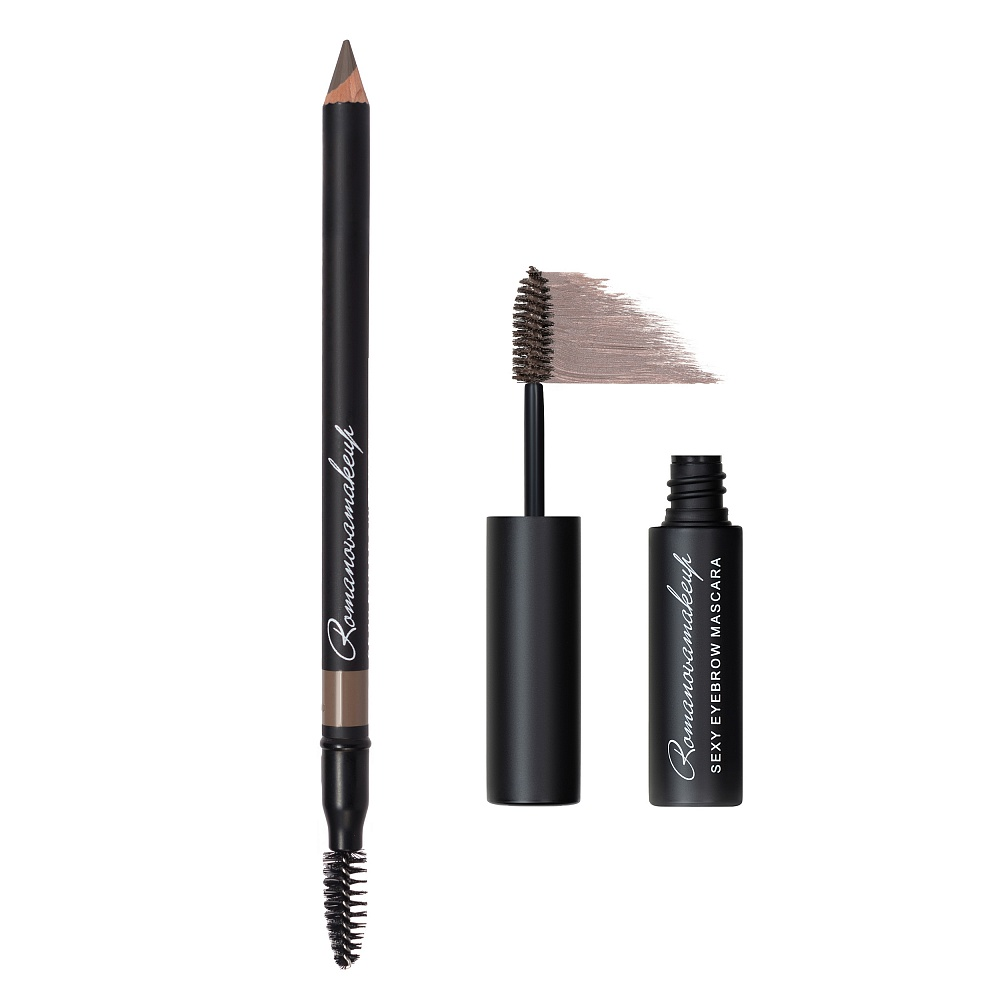 Набор для бровей Sexy Eyebrow Kit ASH BROWN