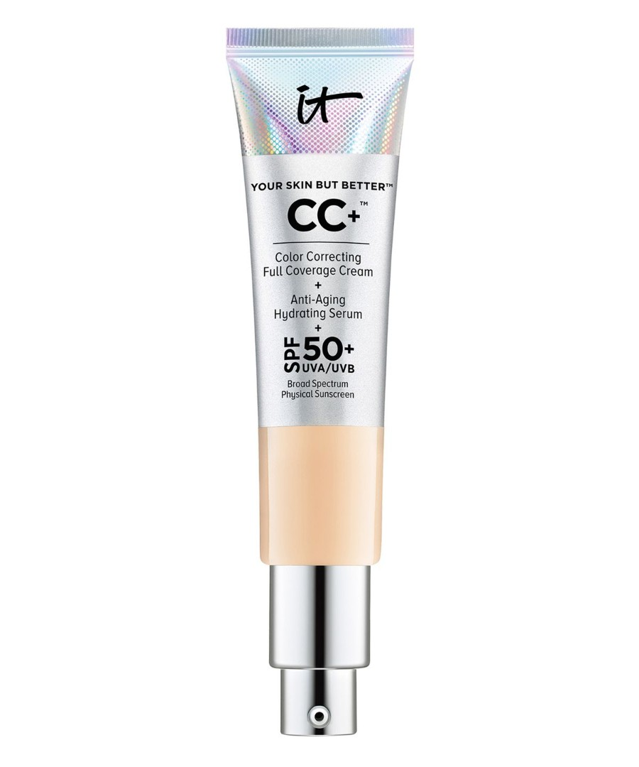 It Cosmetics Your Skin But Better CC+ Cream with SPF 50+ Light