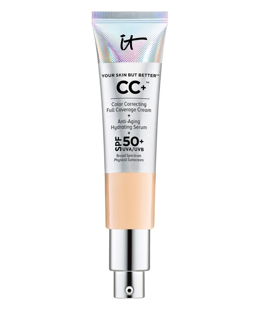 It Cosmetics Your Skin But Better CC+ Cream with SPF 50+ Medium